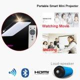 Mini Projector/HD Projector WiFi HD DLP LED Black 1080P/LCD Projector