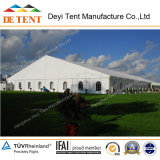 Deyi Warehouse Tent with Sandwich Steel Wall Going to Nigeria