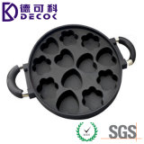 Cast Aluminum Non-Stick Divided Frying Pan