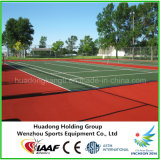 Prefabricated Outdoor Rubber Flooring Material