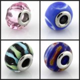 Custom 5cm Hole Glass Bead