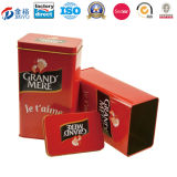 Food Grade Christmas Round Tin Canister Jy-Wd-2015112713120210
