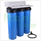 3 Stage Big Blue Filter for Whole House Use