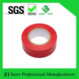 PVC Red Insulation Tape with 19mmx20m (KD-0221)