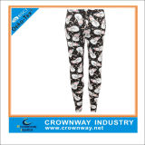 Custom Sublimation Printed Yoga Leggings for Women
