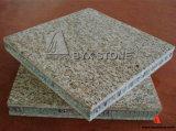 Yellow Granite Aluminum Honeycomb Composite Laminate Floor Tile