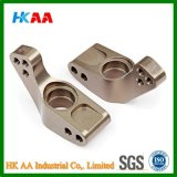 China Factory CNC Milling Aluminum Rear Hub Carrier Set (0 Deg hard Anodize)