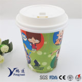 Single Wall Paper Tea Cup