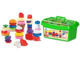 Plastic Construction Building Block DIY Toy with En71 (H6379102)