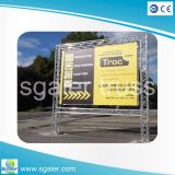 Banner Structure Banner Stand Banner Support