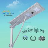 6W-100W Waterproof IP65 All in One Solar Street Light for Outdoor