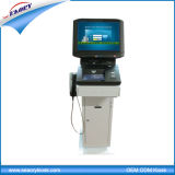 Vertical Touch Screen Intelligent Visitor Management Kiosk