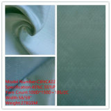 Canxing Double Ruled Surface Diamond-Type Lattice Floral Fabric