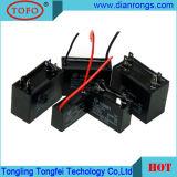 250VAC Plastic Case 10UF Cbb61 Capacitor 450V Wholesale