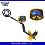 LCD Display Underground Gold Detector Machine with High Sensitive