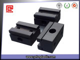 Acetal CNC Machining Part Black Color