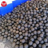 Zhangqiu Manufacturers 1 Inch High Hardness Forgrd Steel Ball for Zinc-Lead Mining Ore