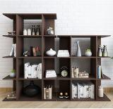 Modern Bookcase with 3 Shelf