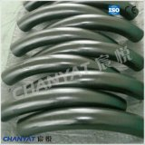 Welded 3D 90 Degree Alloy Steel Pipe Bend A234 Wp12