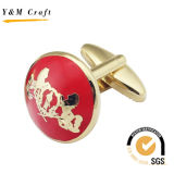 Special High Quality Men′s Suits Cuff Link for Gift (Q09654)