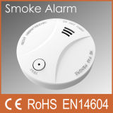 Loud Alarm Signal Smoke Detector for Domestic (PW-507S)