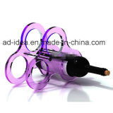 Creative Design Acrylic Rack Stand / Display Stand / Wine Banner