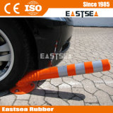 Colorful PU Plastic Road Safety Flexible Sign Post