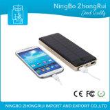 Hot Selling 12000 mAh Portable Solar Charger Power Bank