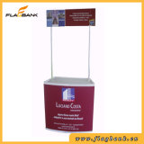 Plastic Promotion Counter for Advertising, Pop up Counter