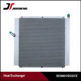 Brazed Aluminum Plate Fin Excavator Heat Exchanger