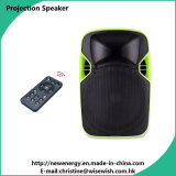 Performance Speaker, Outdoor Speaker, Cabinet PA Speaker with Projector