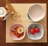 BPA Free Eco Bamboo Fiber Mini Bowl (YK-B2002)