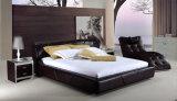 Fashion Design Modern King Size Bedroom Furniture Bed