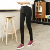 Factory Wholesale Lady Black Jeans for Women