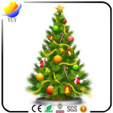 Sparkling Pine Artificial Christmas Tree with Traditional Incandescent Lights