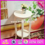 2017 Wholesale Indoor Wooden Plant Stand, High Quality Solid Wooden Plant Stand, Top Sale Wooden Plant Stand W08h055