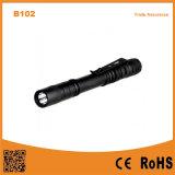 B102 Portable Pen Type LED Poket Flashlight