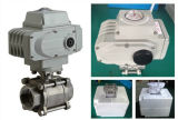 Electric 3PC Ball Valve with Kt Package Details