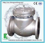 WCB API Non Return Swing Check Valve (H44)