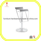 Furniture Hardware Parts Bar Stool Chair Swivel Chrome Finish Base Adjustable
