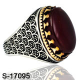 New Model 925 Sterling Silver Ring Jewelry for Man