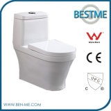 New Products 2016 Toilet Bathroom Toilet Sanitary with Cupc Standard