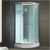 Complete Shower Room with Glass Back Board (K-503N)