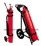 10kg/25kg CO2 Wheeled/Trolly Fire Extinguisher