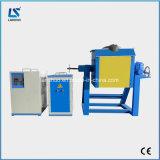 Energy Saving Tilting Type Portable Gold Induction Melting Furnace