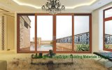Modern Design Sound Proof Aluminum Double Glass Sliding Door