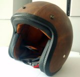 Open Face Motorcycle Helmet with DOT Certificate