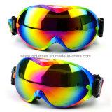 China Newest Style Nice Snow Eyewear Ce Standard Logo Custom Ski Snowboard Goggles