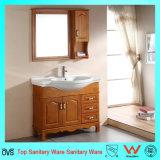 Wholesale Hot Sale Modern Soild Wood Bathroom Vanity