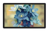 Supports Horizontal or Vertical Display 55-Inch Indoor FHD LCD Digital Signage